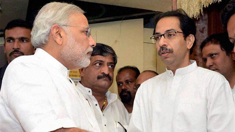 Shiv Sena Mocks JD(U)-NDA Alliance As It Remembers Bitter Rivalry