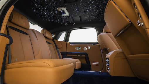 New Rolls-Royce Ghost Extended: The Most Technologically Advanced Rolls-Royce Yet