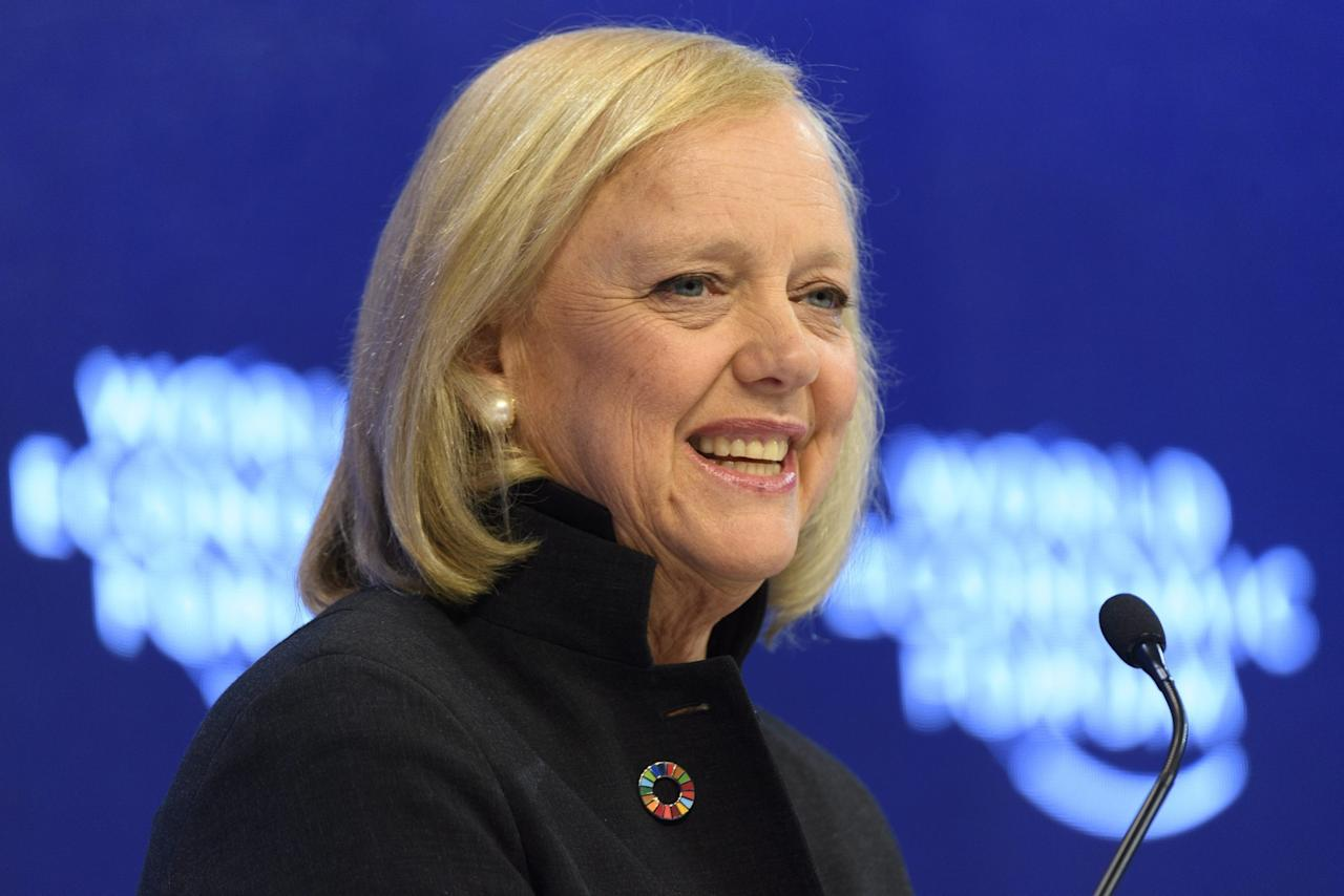 <p>No. 6 (tie): Meg Whitman<br />Origin of wealth: eBay<br />Net worth: $2.5 billion<br />(Canadian Press) </p>