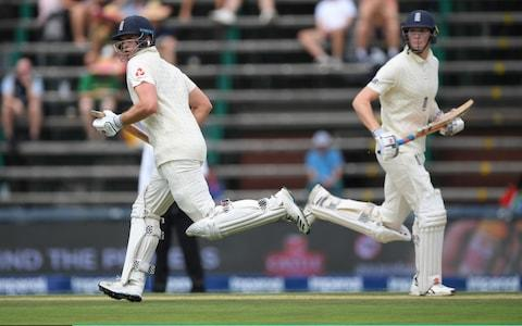 England batsmen Dom Sibley and Zac Crawley - Credit: Getty Images