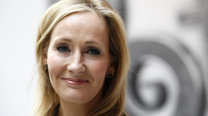 J.K. Rowling Sarcastically Points Out One Way Trump Shows 'True Leadership'