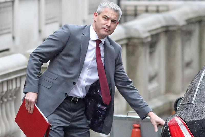 Stephen Barclay reiterated Theresa May's stance that it will not be revoked (AFP/Getty Images)