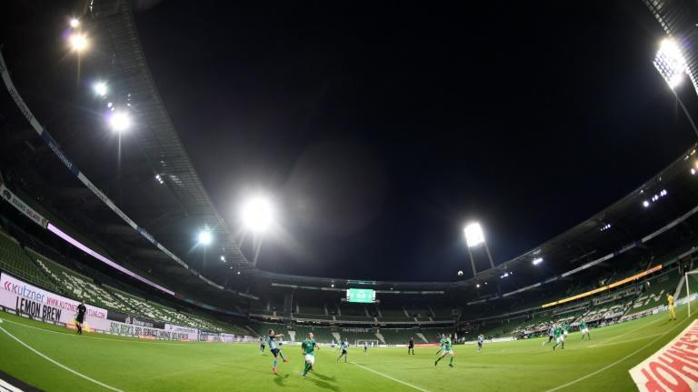 Werder Bremen's preparations to host Hoffenheim on Sunday have been disrupted after an unnamed player tested positive for the coronavirus