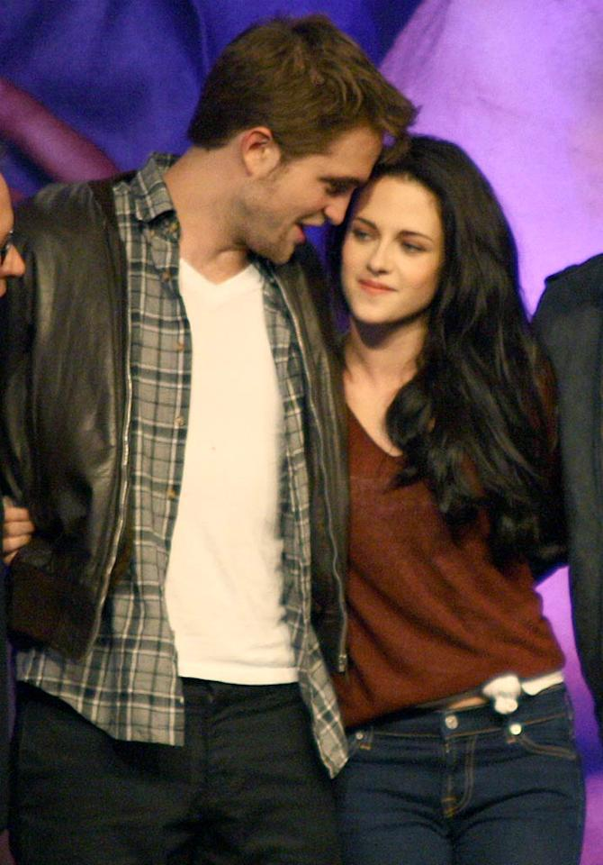 "<em>Star</em> reports that Robert Pattinson and Kristen Stewart's relationship is now downright ""icy"" after he went on a few ""intimate dates"" with costar Ashley Greene. The mag reveals Stewart is totally ""livid,"" and the couple is ""on the verge of a split."" For how seriously close they are to breaking up, and how devastated Pattinson is, click over to <a href=""http://www.gossipcop.com/robert-pattinson-kristen-stewart-breaking-up-november-2011-split-fight-ashley-greene/"">Gossip Cop</a>."
