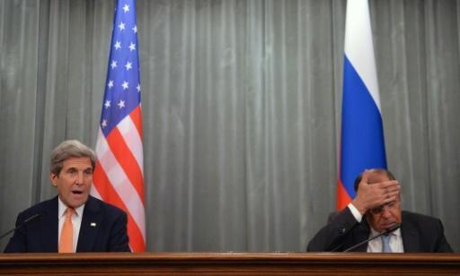 Kerry: US, Russia agree 'concrete steps' to save Syria truce