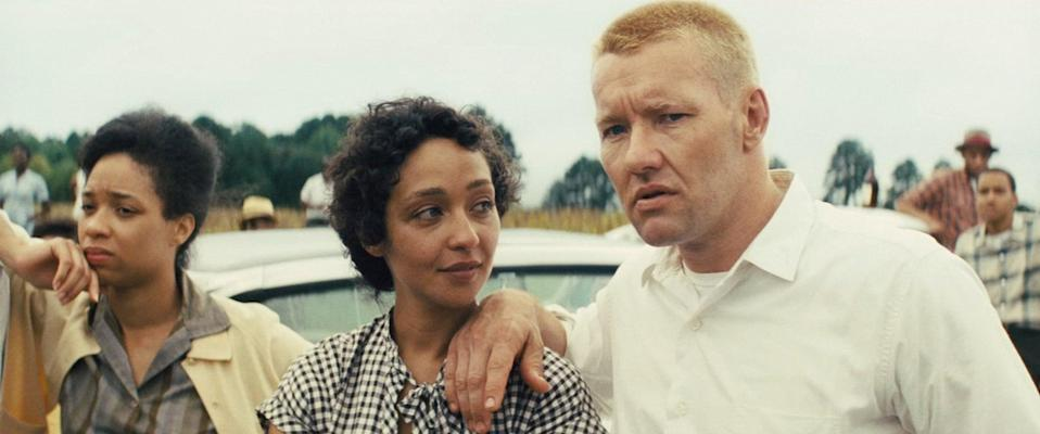 """<p>Richard and Mildred Loving challenge the US Supreme Court in an effort to legalize interracial marriage.</p> <p>Watch <a href=""""https://www.netflix.com/title/80099974"""" class=""""link rapid-noclick-resp"""" rel=""""nofollow noopener"""" target=""""_blank"""" data-ylk=""""slk:Loving""""><strong>Loving</strong></a> on Netflix now.</p>"""