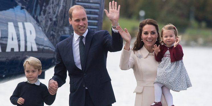 <i>Kate, William, George and Charlotte will all be in attendance [Photo: Getty]</i>