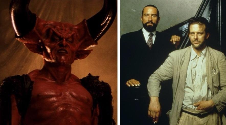 'Legend' and 'Angel Heart,' creations of the writer William Hjortsberg, who has died aged 76 (credit: Universal/Sony)