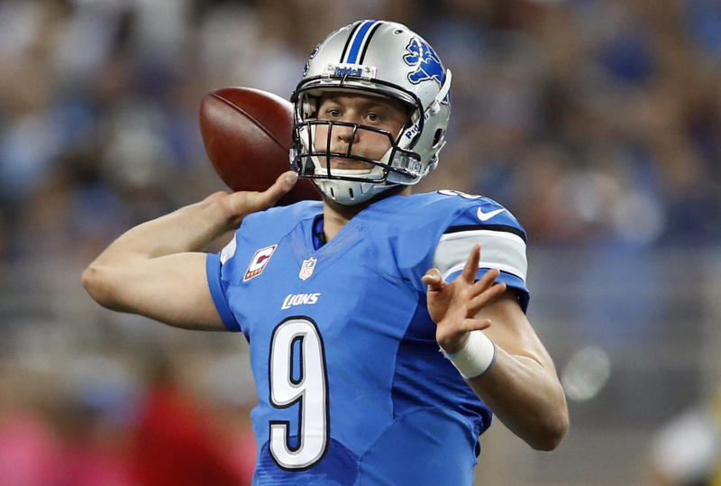 Lions' Stafford wants to beat his hometown Cowboys