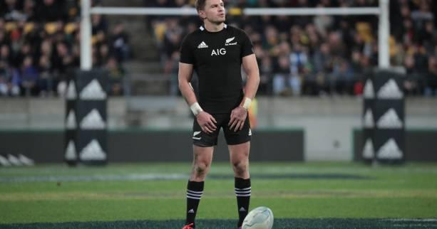 Rugby - NZL - Beauden Barrett vers le Japon ?