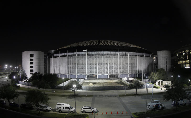 Despite vote, no quick demise likely for Astrodome