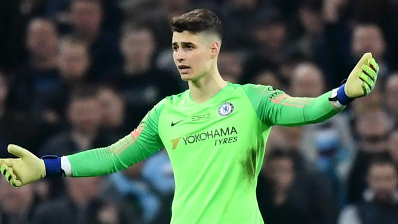 515ed4737e1d6  Kepa situation was a good thing  - Sarri says team has grown from Carabao  Cup incident