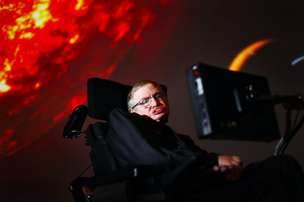 Prof Hawking died peacefully at his home in Cambridge in the early hours of Wednesday morning (PA)