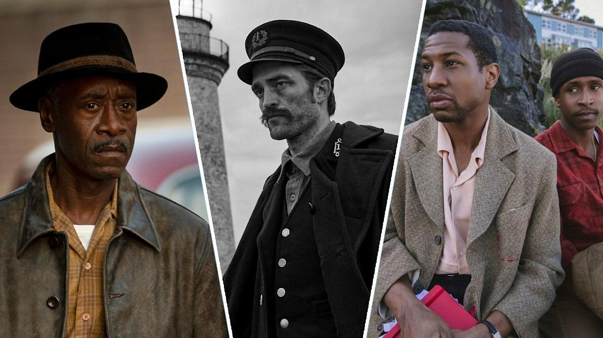 No Sudden Move, The Lighthouse, and The Last Black Man in San Francisco are all new to streaming this weekend (Warner Bros./Universal/A24)