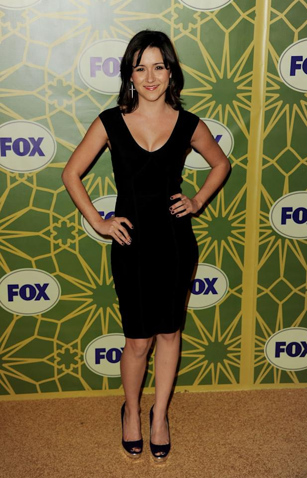 """<a href=""""/shannon-woodward/contributor/1101480"""">Shannon Woodward</a> (""""<a href=""""/raising-hope/show/46510"""">Raising Hope</a>"""") attends the 2012 Fox Winter TCA All-Star Party at Castle Green on January 8, 2012 in Pasadena, California."""
