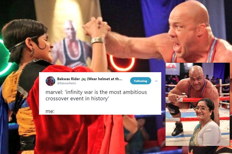 Desi Twitter Comes Up With Its Own Version of 'Avengers: Infinity War' and It is Hilarious