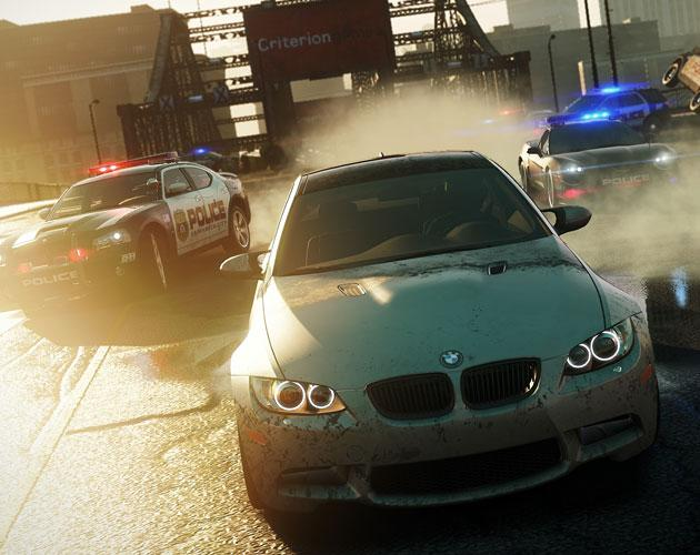 "<b>Need For Speed: Most Wanted</b><br> Xbox 360, PS3<br> ESRB Rating: Everyone 10+ <br><br> Racing fans have a few options this season, but when it comes to boosts of pure adrenaline, nothing can beat the new Need for Speed. It's stuffed to the gills with races to race, jumps to jump, billboards to smash and cops to outrun, not to mention the constant thrill of tracking and beating your friends on the game's many leaderboards. <br><a href=""http://www.amazon.com/Need-Speed-Most-Wanted-Xbox-360/dp/B0009WPZOA/ref=sr_1_2?s=videogames&ie=UTF8&qid=1353037235&sr=1-2&keywords=need+for+speed+most+wanted"">Buy from Amazon</a>"