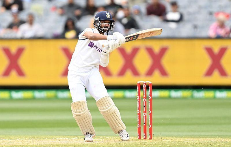 Ajinkya Rahane was dropped for two Tests in South Africa in 2018.