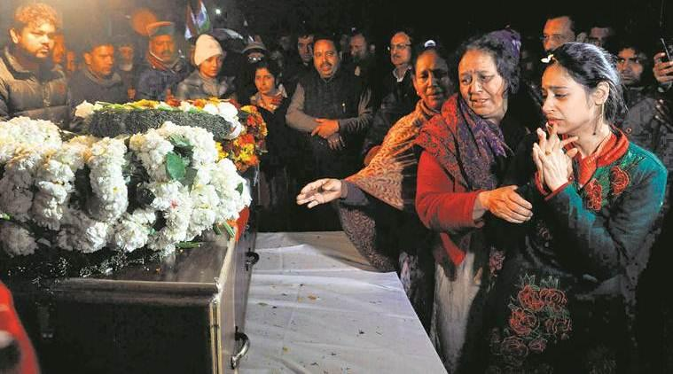 Pulwama encounter, wife of army officer set to join army, Major Dhoundiyal, Indian army major dead, army personnel killed in pulwama encounter, jammu and kashmir, indian express