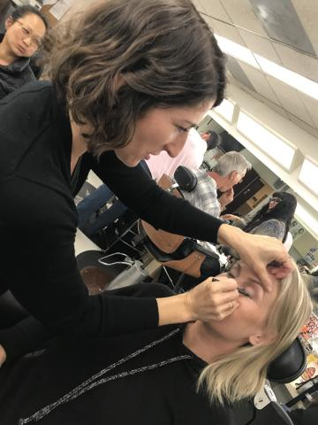 "<p>I've missed the fab glam squad at <a href=""https://www.instagram.com/explore/tags/days/"" rel=""nofollow noopener"" target=""_blank"" data-ylk=""slk:#Days"" class=""link rapid-noclick-resp"">#Days</a> !! Nobody does it better!! Deidre and I have a routine and when I came back, it was like no time had passed – we're back quoting Dirty Dancing and Ferris Bueller with <a href=""https://www.instagram.com/EricMartsolf/"" rel=""nofollow noopener"" target=""_blank"" data-ylk=""slk:@EricMartsolf"" class=""link rapid-noclick-resp"">@EricMartsolf</a> like no time has passed! — <a href=""https://www.instagram.com/alisweeney/"" rel=""nofollow noopener"" target=""_blank"" data-ylk=""slk:@alisweeney"" class=""link rapid-noclick-resp"">@alisweeney</a><br><br>(Photo: Instagram) </p>"