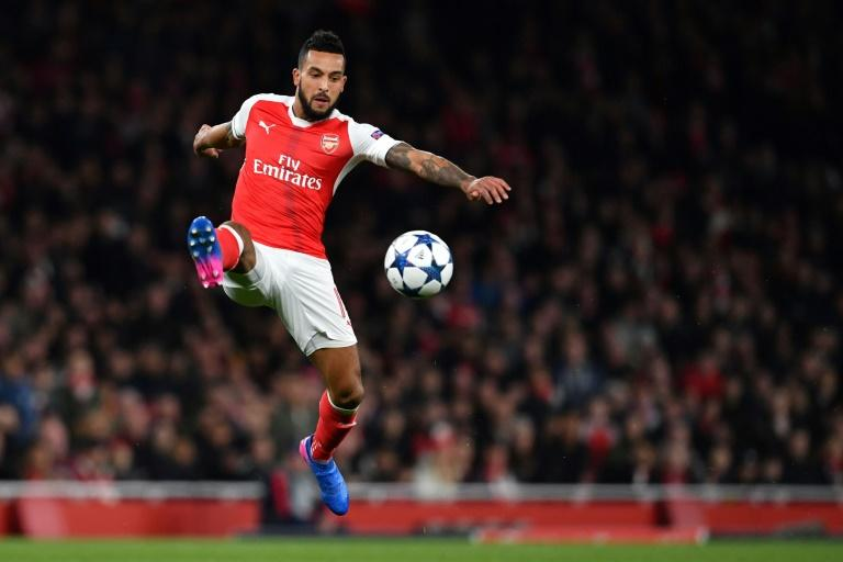 English midfielder Theo Walcott has no hard feelings for Arsenal as he heads to Everton