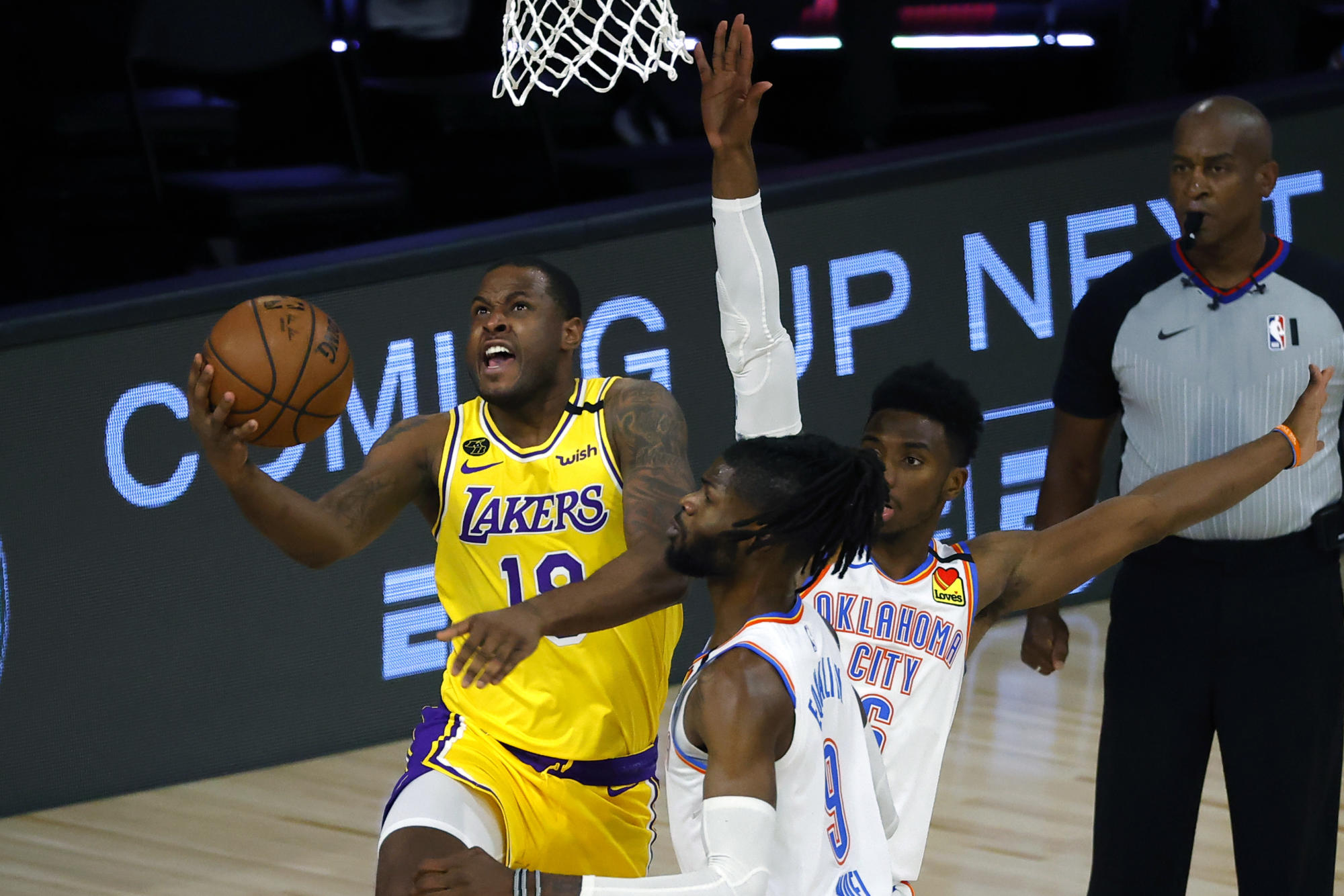 Dion Waiters Is Getting A Ring Even If The Lakers Lose In The Nba Finals