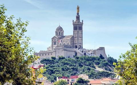'If you want to trek up to the Notre-Dame de la Garde basilica, trek away' - Credit: istock
