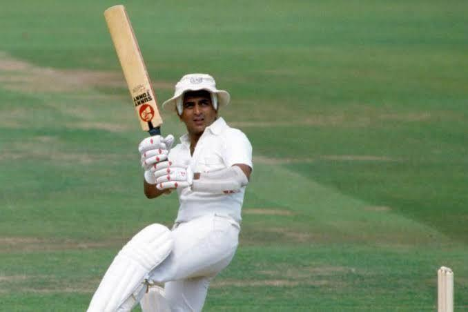 Sunil Gavaskar - First Indian captain who lost an ODI by 10 wickets