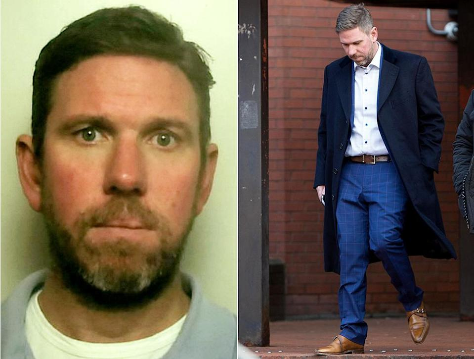 John Broadhurst has been jailed for three years eight months for manslaughter with gross negligence over the death of his girlfriend Natalie Connolly in December 2016 following a drink and drug fuelled 'rough sex' session.