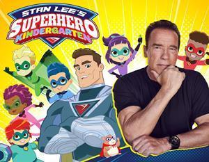 """""""I knew the viewership would be great, but even I didn't think we would be getting this level of views with just 11 episodes streaming so far,"""" …Arnold Schwarzenegger"""