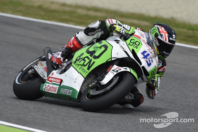 "2014: Scott Redding (Honda RCV1000R)<span class=""copyright"">Team Gresini</span>"