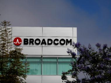 Chipset making company Broadcom . Reuters.