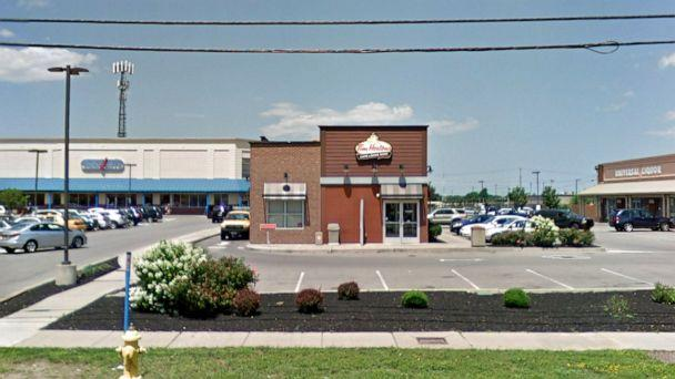 PHOTO: Tim Hortons in Rochester, N.Y. (Google Maps Street View)