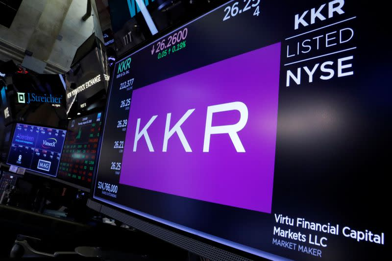 KKR hires ex-Danaher executive for industrial deals