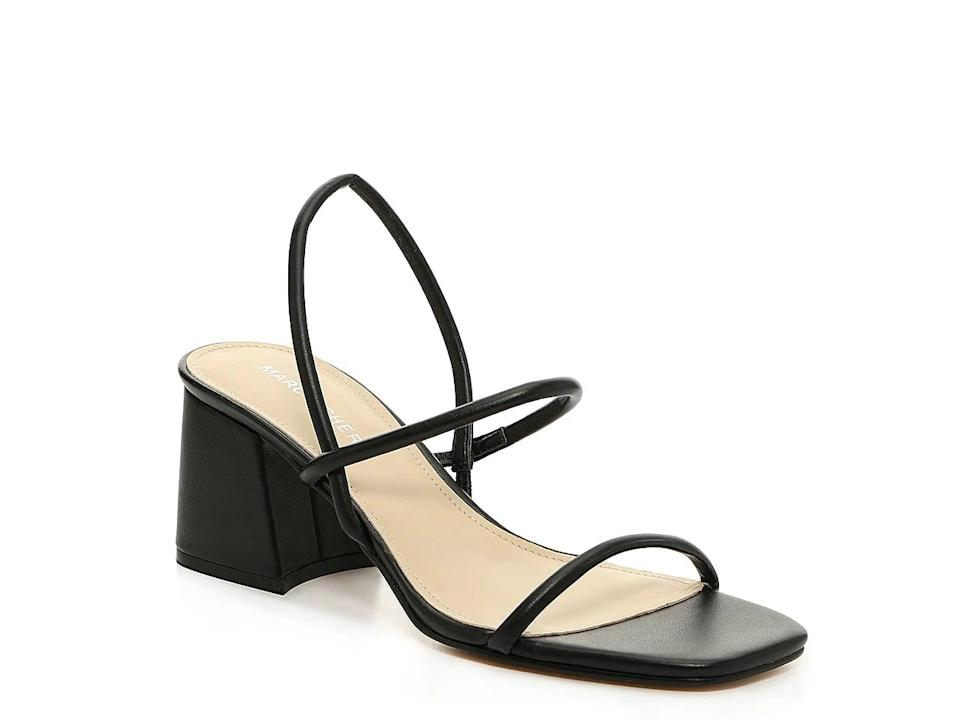 <p>You can't go wrong owning these classic <span>Marc Fisher Galvin Sandals</span> ($60).</p>