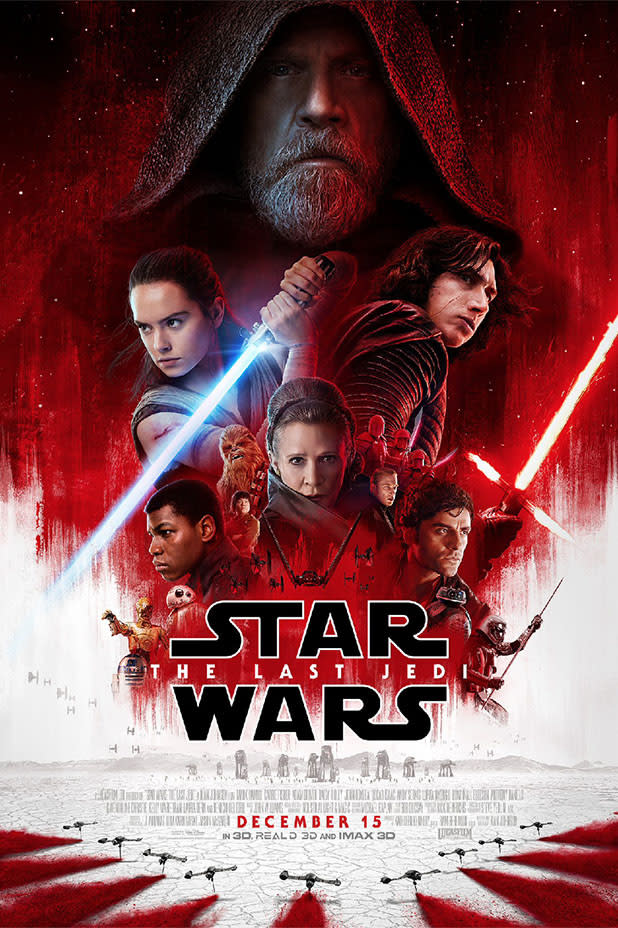 Lucasfilm also released a new poster to accompany the trailer. (Credit: Lucasfilm)