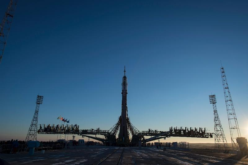 NASA, Russia launch Soyuz rocket to ISS just weeks after failure