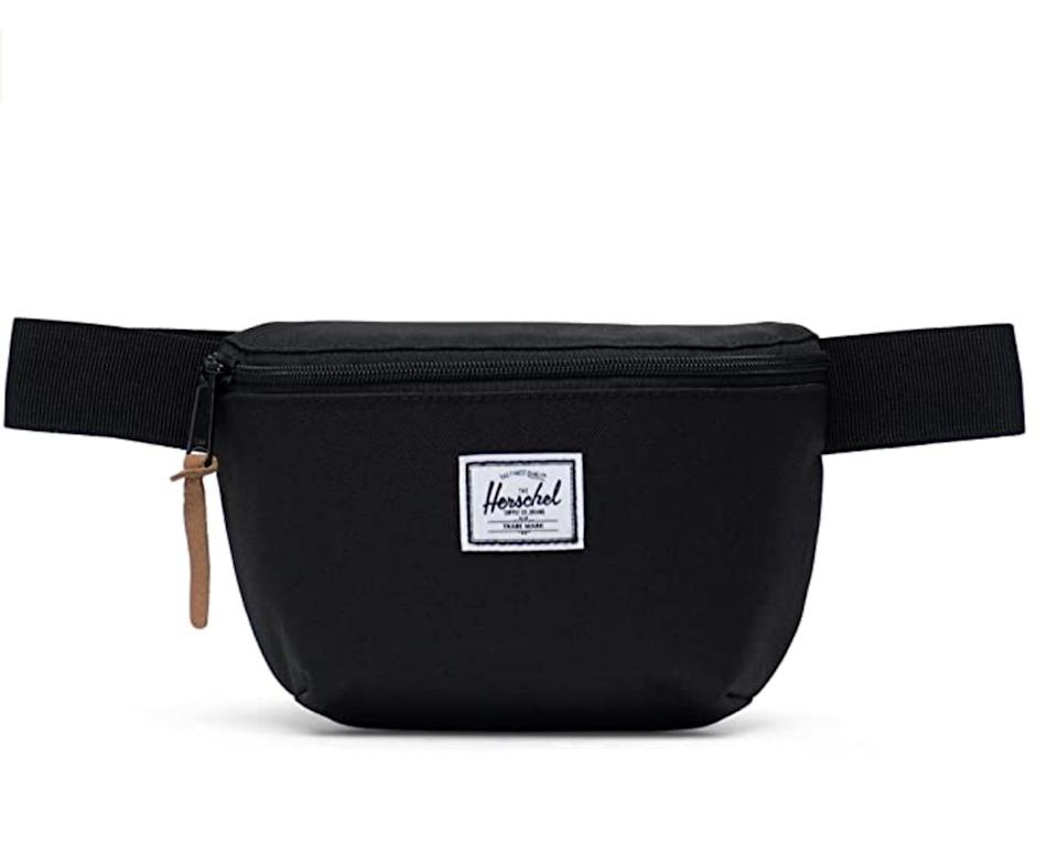 <p>If you're into fanny packs, you'll get a lot of wear out of this <span>Herschel Fourteen Waist Pack</span> ($28). With its practical size and sporty vibe, we can't believe the price tag.</p>