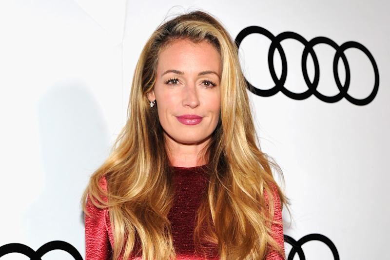 Venting: Cat Deeley slammed an LA eatery in an epic Twitter rant: John Sciulli/Getty Images for Audi