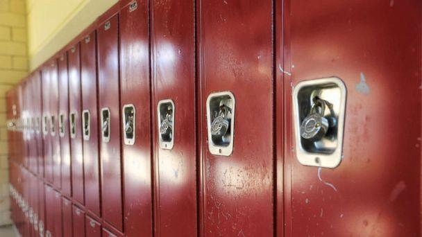 PHOTO: An undated stock photos of lockers. (STOCK PHOTO/Getty Images)