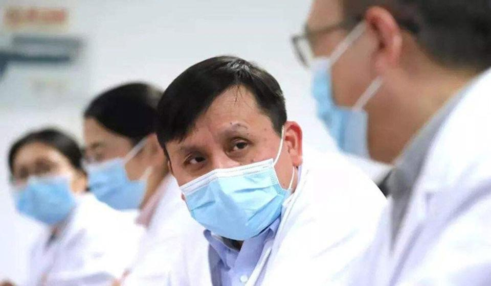 Shanghai doctor Zhang Wenhong said fighting the disease was like trying to catch a rat in a china shop without breaking anything. Weibo