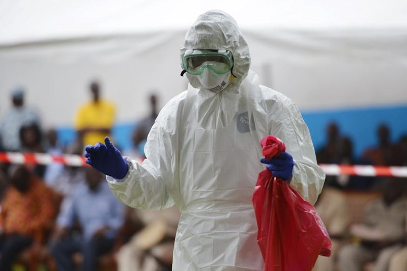 The worst-ever Ebola epidemic could cut economic output in four west African countries by between 1 percent and 1.5 percent of gross economic product, the African Development Bank says