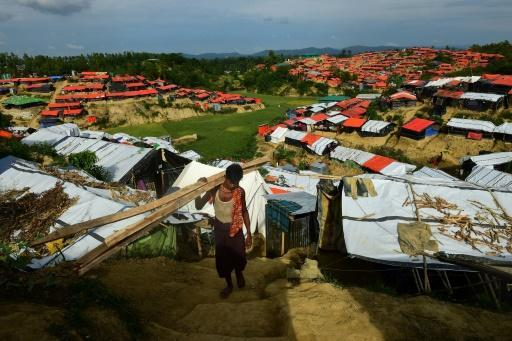 <p>'Mounting evidence' of Myanmar genocide: watchdogs</p>
