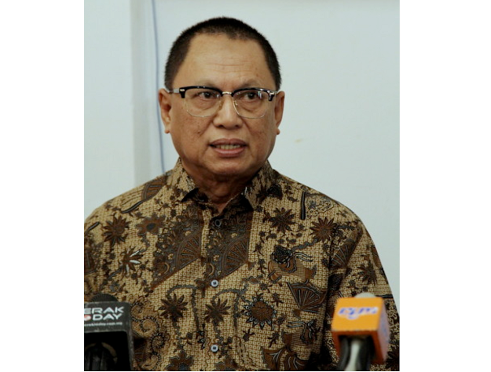 Former director-general for the Special Affairs Department (Jasa) Datuk Puad Zarkashi Reviving Jasa is appropriate but providing a fourfold allocation at the time of Covid-19 is highly inappropriate. — Bernama pic