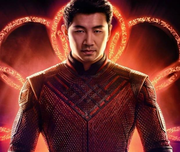 Simu Liu appears in the first poster released for Shang-Chi and the Legend of the Ten Rings