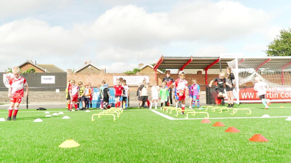Ramsgate welcomed kids from all over Thanet to come and enjoy the benefits from an active and healthy lifestyle this summer