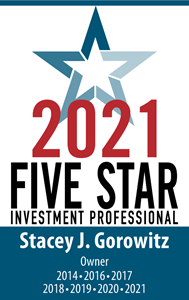 Stacey J. Gorowitz Named Five Star Professional