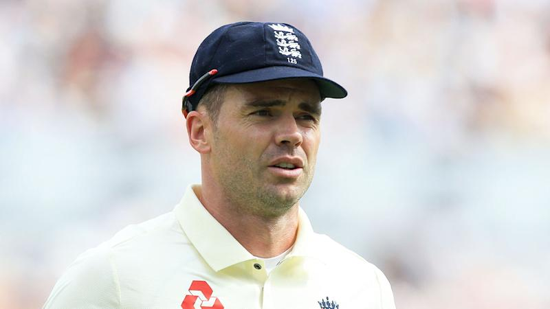James Anderson isn't happy with the way the pitches have been prepared during the Ashes series.