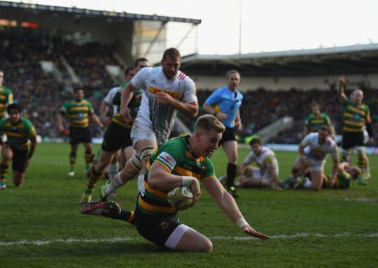 SUPER SUB: Vardy stunner sets up England win while Mallinder boosts nervous Northampton
