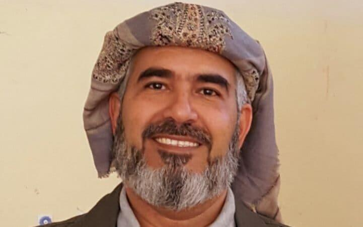 Hamed bin Haydara, a Yemeni Baha'i, has been sentenced to death by the Houthis - Courtesy